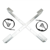 China 1000mm OPGW  Galvanized Steel ADSS Cable Storage Tray With Pole wholesale
