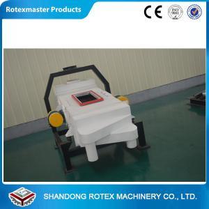 China 1-2T/H Vibrating Wood Pellet Screener Equipment For Wood Pellet Production Line wholesale