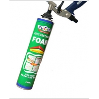 China SGS PU Sealant Foam Spray Low Expanding Foam For Windows And Doors wholesale
