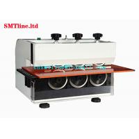 Quality LED PCB board Cutting Machine SMD PCB Cutter with Double Knife 1.2LED Light pcba cut for sale
