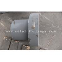 China Open Die Forging Of Ball Valve Cover Balls Flange Gear Shaft Mechanical Parts wholesale