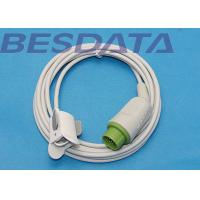 Quality Besdata SpO2 Sensor Probe Compatible For 12pin Bruker DC-3002 , IH , M3 for sale