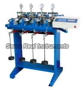 China Four gang direct shear test apparatus, Soil shear test machine wholesale