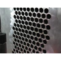China Gr 1 Gr 2 Gr 3 Seamless Titanium Heat Exchanger Tube With 18000mm Length wholesale