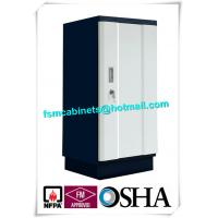 China Metal Moisture Proof Anti Magnetic Cabinets For Fire Authorities / Financial Room wholesale