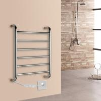 China Pratical Elegant Stainless Steel Wall Mounted Electric Heated  Towel Rail For Bathroom wholesale