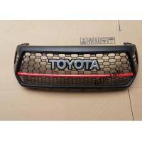 China TRD logo or TOYOTA logo Front Grill Mesh For Toyota Hilux Revo Rocco 2018 on sale