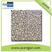 China Round mosaic wall tiles for indoor decoration wholesale