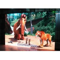 China Vivid Color LED Advertising Display Indoor With Temperature Sensor, Led TV Screen wholesale