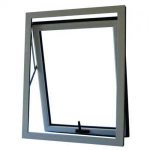 China America Standard  Building High Wind Loading Glass Aluminum Frame Windows wholesale