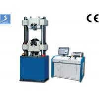 China Hydraulic Tensile Universal Testing Machine With Computer Control 600KN Max Test Force wholesale