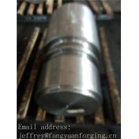 China 18CrNiMo7-6 Hot Rolled Forged Shaft For Gear Box Wind Power  Mining Machinery wholesale