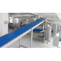 China 750mm Width Industrial Bread Production Line 5000 Kg /Hr With Decoration Equipment wholesale