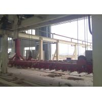 China 4.8m mould MINGJIE AAC Block Plant , AAC Block Machine For Fly Ash Brick wholesale