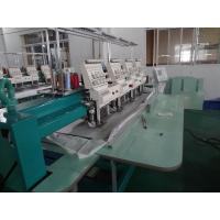 China HE FENG  flat computerized  embroidery machine on sale