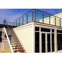 China Multipurpose Custom Container House , Decorative Modern Container Homes wholesale