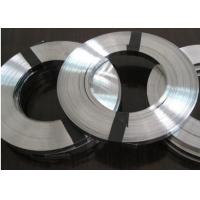 China 439 Stainless Steel Thin Steel Strips For Auto Exhaust Pipe / Automotive wholesale
