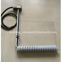 China Corrosion-proof water immersion heating element teflo heater teflo heating element on sale