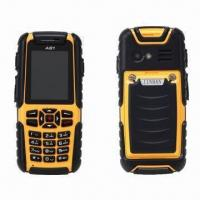China IP67 Waterproof Rugged GSM Quad Band Mobile Phones wholesale