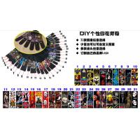 China Rockyou Pyrograph Guitar Straps DIY order your own photo picture straps wholesale