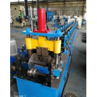 China 17 Stations Ceiling Roll Forming Machine Australia Standard Fencing Frame 40GP Container wholesale