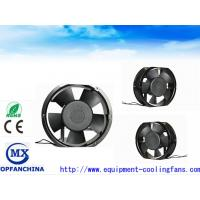 China Round EC Axial Fan Explosion Proof 6.7 Inch 220V Brushles 172mm x 51mm wholesale