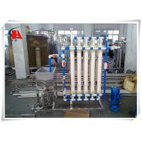 China Easy Operation Commercial Ro System For Mineral Water Production Line on sale