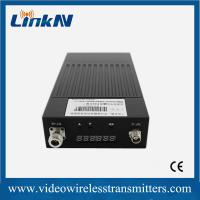 China Full Dual Audio HD Video Transmitter 300-900mhz Frequency FCC wholesale