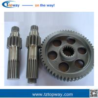 China Forging Gearbox straight bevel gear for agriculture machines rotary cutter wholesale
