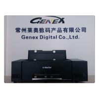 China A4 Size Sheet Digital Printer Cutter For Cutting Small / Medium Adhesive Sticker wholesale