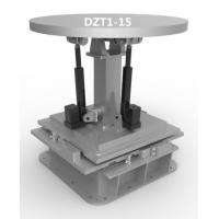 China Single Axis Position / Rate / Swing Test Table With 25 kg Load Bearing Capability wholesale