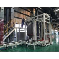 China Glass / Cans Bottles Automated Packaging Machines for Bottling Production Line wholesale