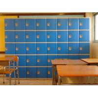 China ABS Material Small Gym Lockers 8 Comparts 1 Column 1810 * 310 * 460mm wholesale