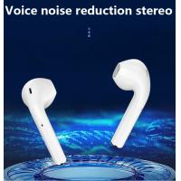 China I12 Airpot Wireless Bluetooth Headset , In Ear Bluetooth Headphones 60H Standby on sale
