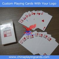 China Poker Playing Cards on sale