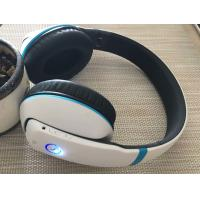China Bluetooth Over Ear Active Noise Cancelling Headphones folding headset Comfortable Earpads for Travel Work TV PC Iphone wholesale