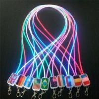 Buy cheap LED Lanyards for Promotional from wholesalers