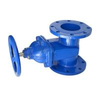 China Rubber Wedge Resilient Seated Gate Valve BS5163A DIN F4  F5  AWWA C509 wholesale