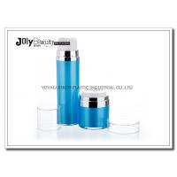 China Custom Made Empty Makeup Containers , Plastic Cosmetic Jars And Bottles wholesale