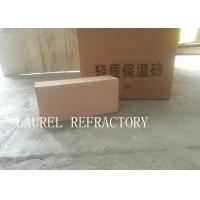 Buy cheap Light Weight Insulation Brick Silica Insulating Refractory Brick from wholesalers