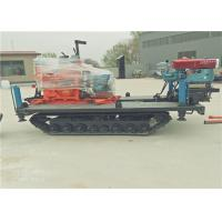 China 150M Crawler Mounted Drill Rig Engineering Exploration Core Drilling Rig on sale