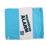 Promotional Gifts Polyester Shopping Bag , Personalized Drawstring Bags For Women