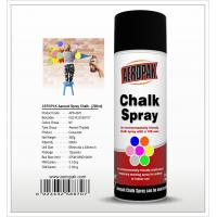 China Aeropak  aerosol can 200ml  Chalk spray paint with all colors wholesale
