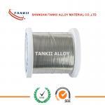 Alloy 294 Cuprothal 294 MWS-294 Cupron Nicr Alloy cupro nickel Cuprothal Eureca Flat Wire