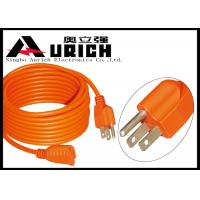 SJT SJTW SJTOW PVC Sheathed Flexible Power Extension Cord Cable With 3 Pin Plug