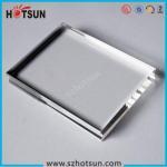 China Wholesale high quality acrylic block, plexiglass block, logo block wholesale