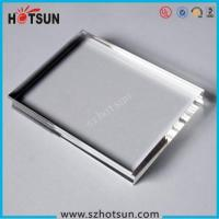 China Wholesale high quality acrylic block, plexiglass block, logo block wholesale