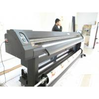 China Professional Fabric Large Format Solvent Printer With RIP Software wholesale