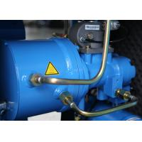 Quality 7.5kW 10HP Industrial Screw Air Compressor With VF Motor , Small Rotary Screw for sale