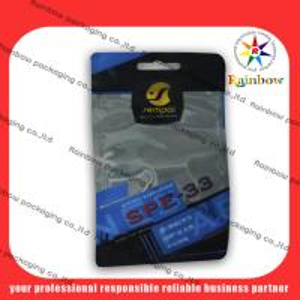 China Gravure Trap Printing Anti Static Plastic Bag Customized PET / VMPET With Ziplock wholesale